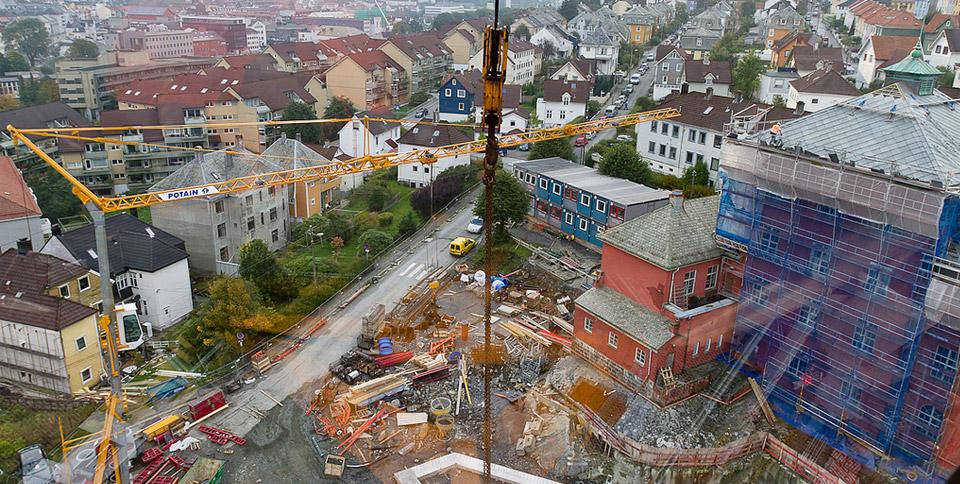 Nye Ny-Krohnborg Bydelssenter