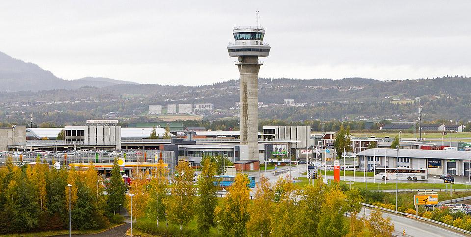 Værnes lufthavn