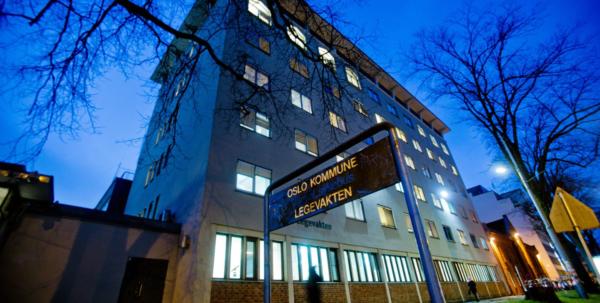 Legevakten i Oslo