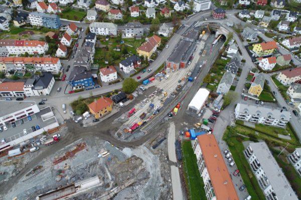 Bybanen Utbygging – Byggetrinn 4