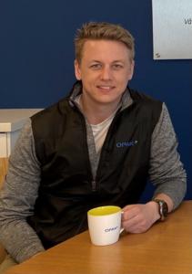 Prosjekt- og byggeleder/kvalitetsleder i OPAK Bergen, Daniel Nordvik